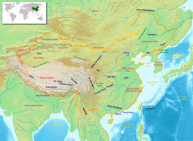 2Watch Administrative Map Of China Provinces HoangKyBacTiens Blog